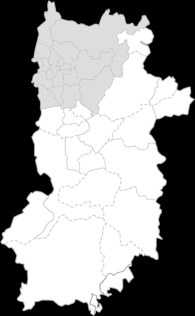 奈良県地図